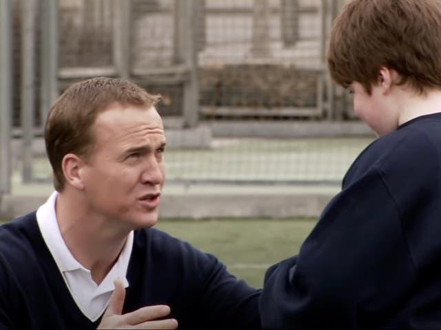 <p>Peyton Manning says parents don't want him coaching their children because of SNL skit </p>