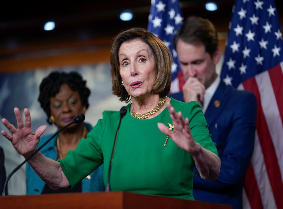 <p>Is it any surprise that Nancy Pelosi put her foot down? But the house speaker is also guilty of playing games</p>