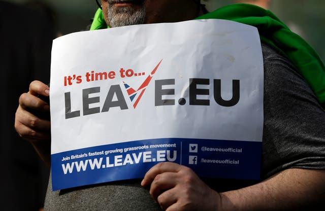 EU Brexit Five Years