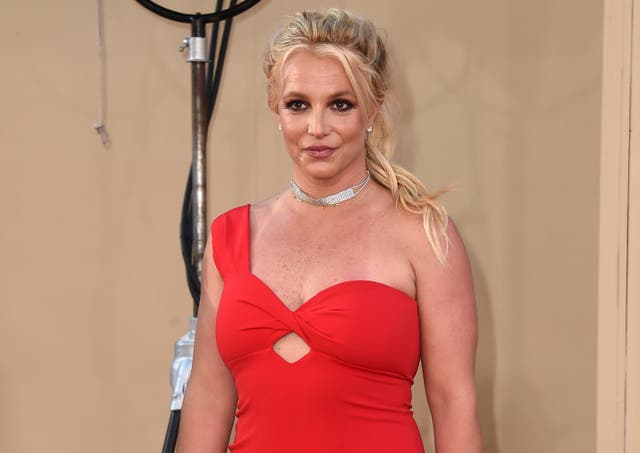<p>Britney Spears is addressing a court regarding her controversial conservatorship</p>