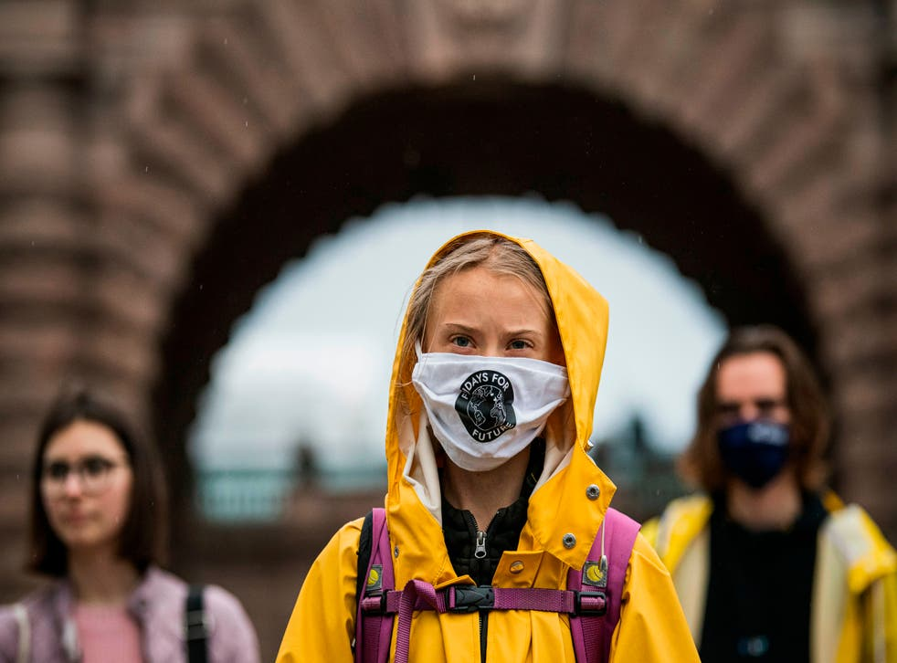 <p>Greta Thunberg is not planning to attend the Cop26 Summit later this year in Glasgow</p>