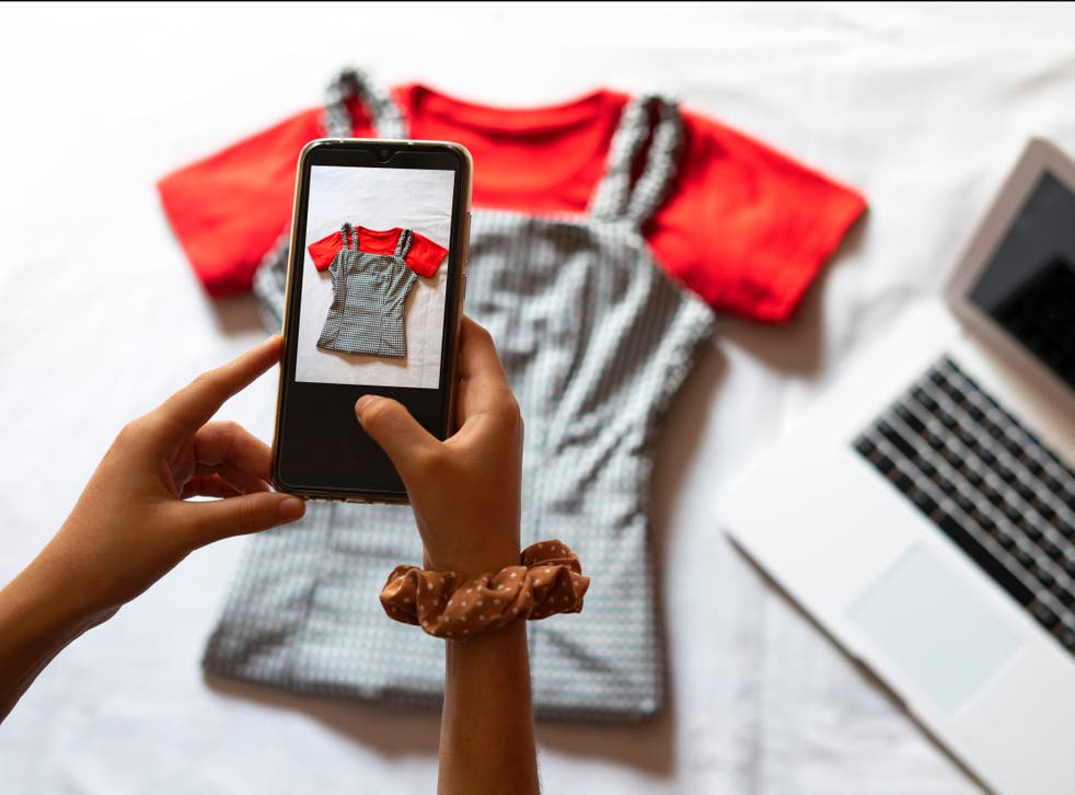 <p>Online marketplaces that focus on selling secondhand clothing have seen a surge in demand during the coronavirus lockdown</p>
