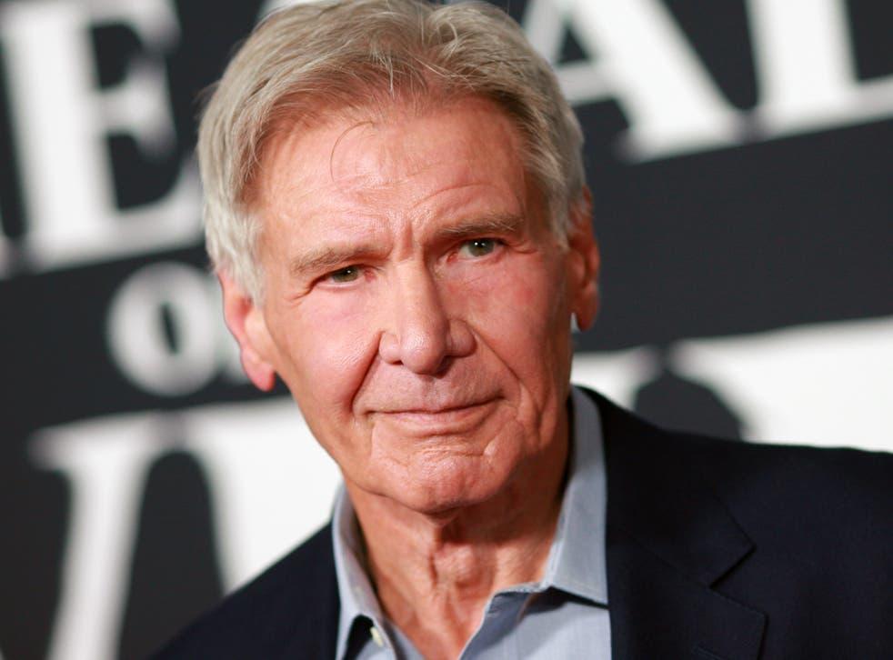 <p>Harrison Ford</p>