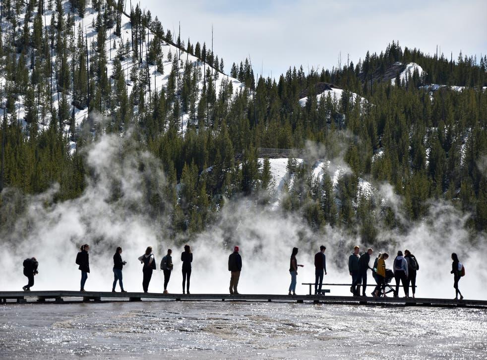 Yellowstone Climate Change