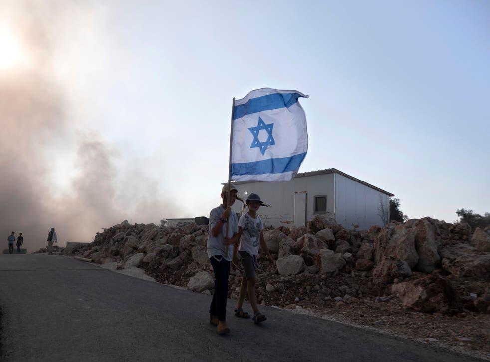 ISRAEL PALESTINOS