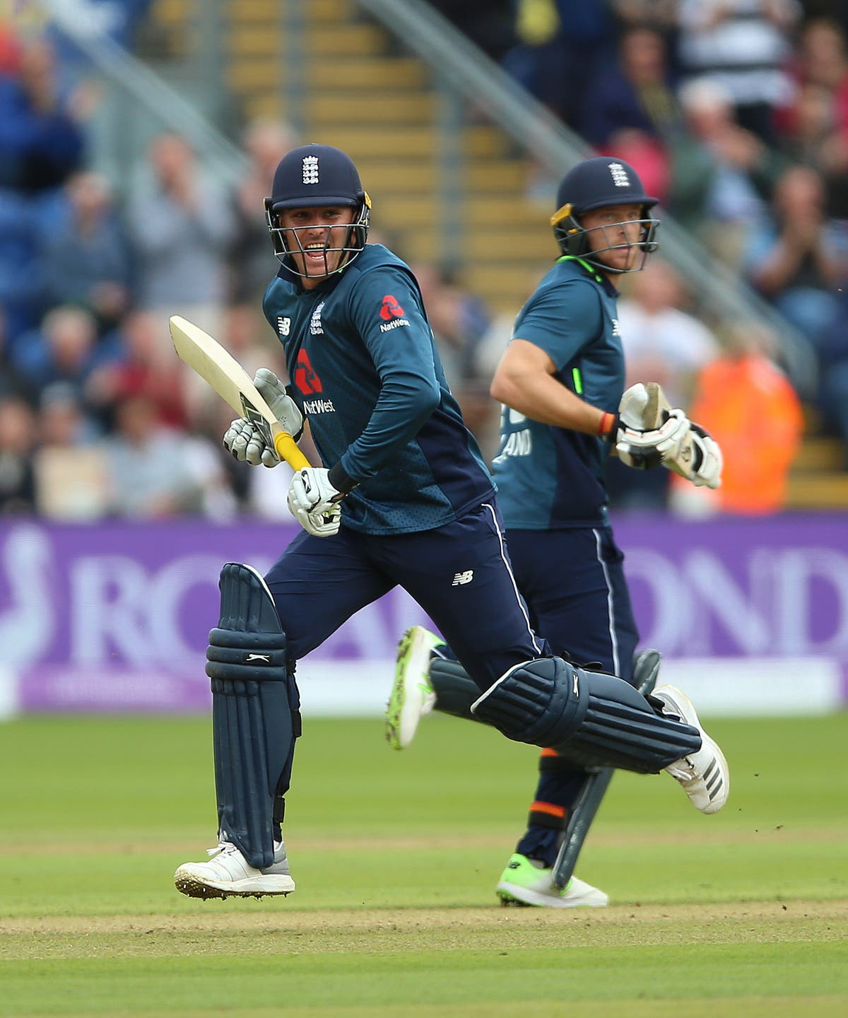 Jos Buttler: Opening batting made easier by Jason Roy's intimidating presence