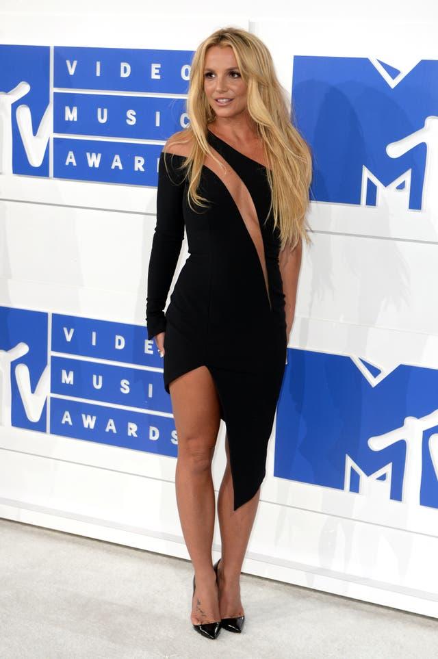 <p>MTV Video Music Awards 2016 - Llegadas - Nueva York</p>