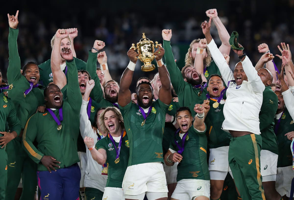 A new type of tour for the British and Irish Lions when they face South Africa