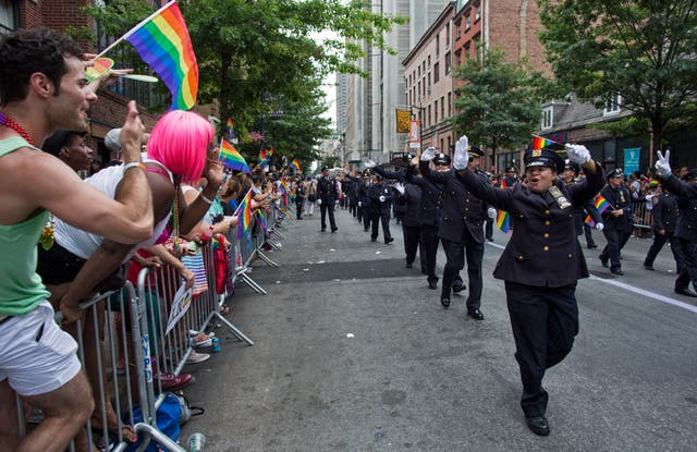 Pride and Police