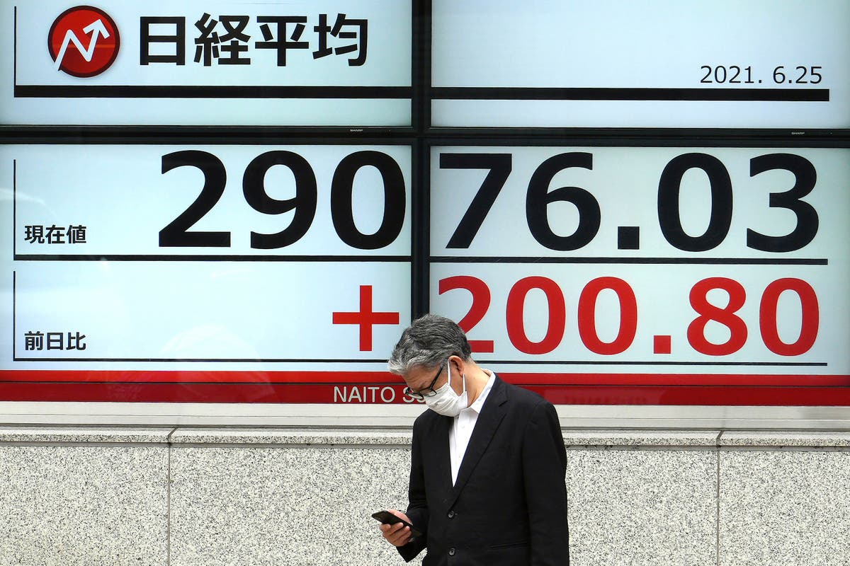 Asian stocks rise after US rally on infrastructure deal