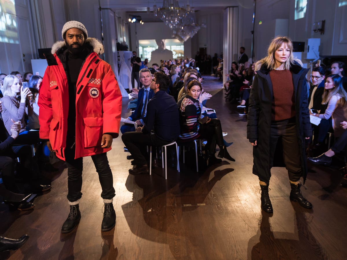 Canada Goose to end the use of all furs by the end of next year
