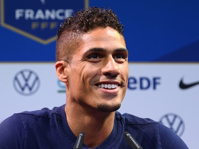 <p>Raphael Varane is starring for France at Euro 2020 </p>