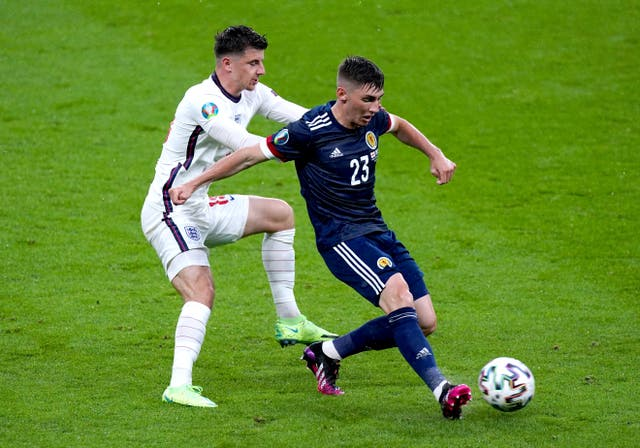 Scotland's Billy Gilmour will be key to Steve Clarke's side moving forward, says John Collins