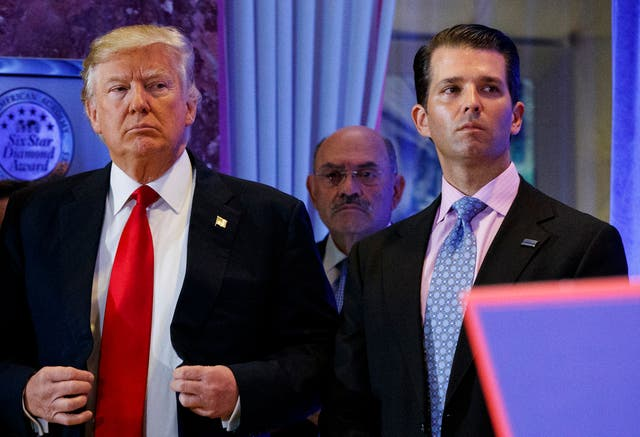 Trump Legal Troubles
