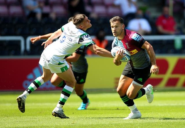 Danny Care is eyeing a second Premiership win with Harlequins