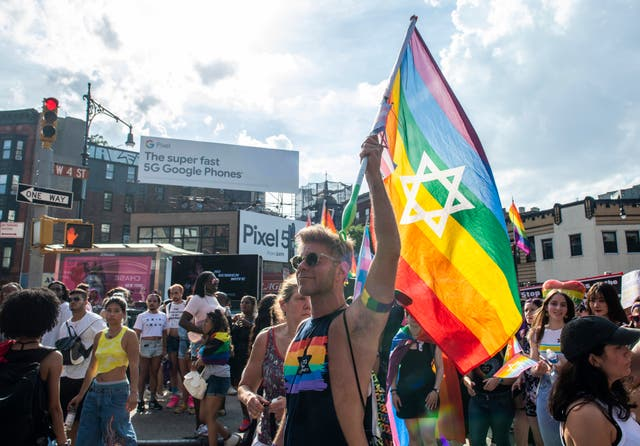 Pride March New York