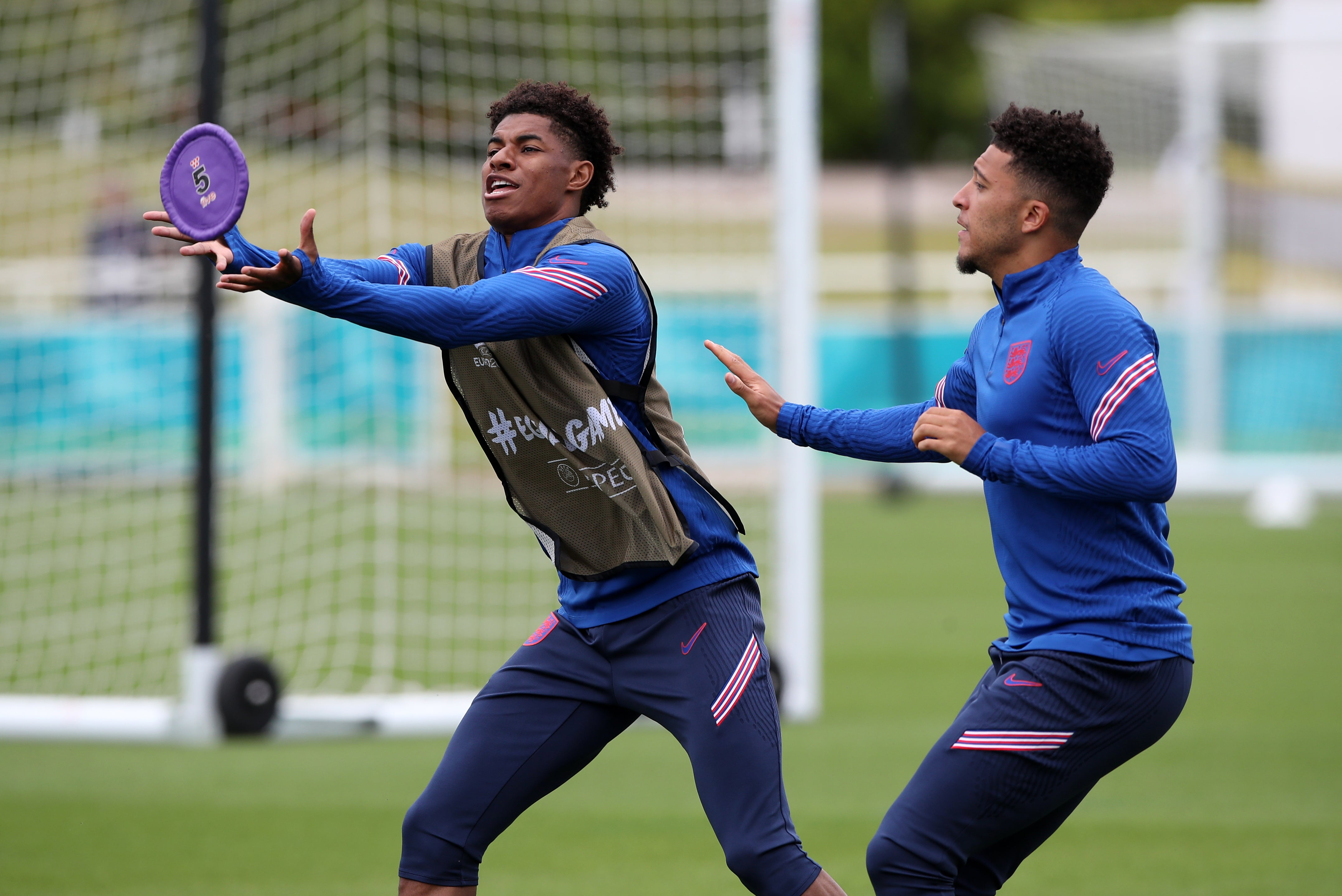 Rashford speaks out about the 'confirmation' of MU buying Sancho