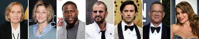 Celebrity Birthdays - July 4-10