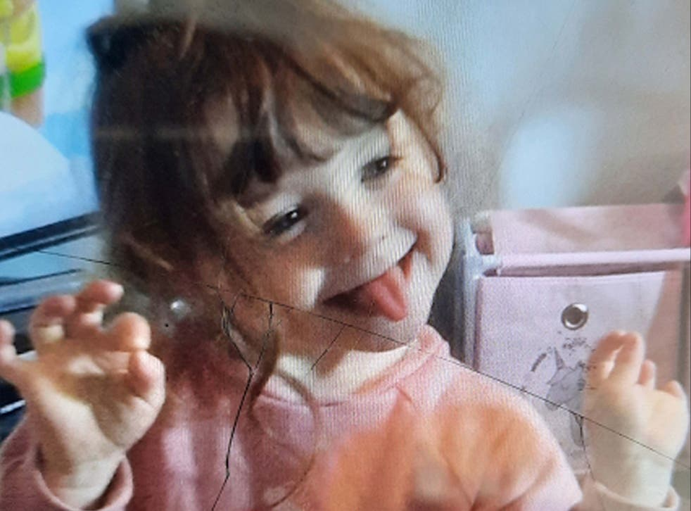 <p>Scarlet Duddy was last seen on Monday leaving a play centre</p>
