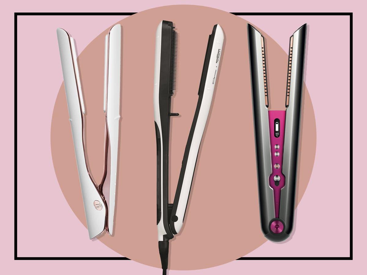 10 best hair straighteners for achieving sleek and stylish locks