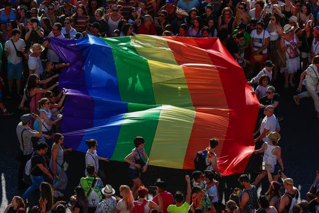 Spain Transgender Rights