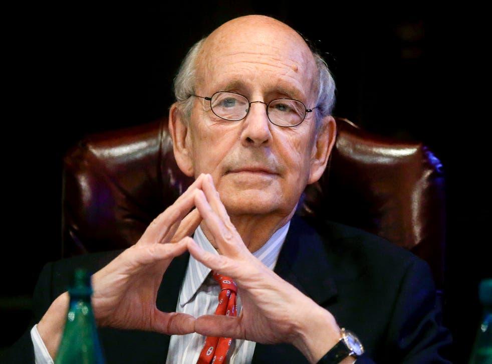 <p>Corte Suprema Breyer </p>