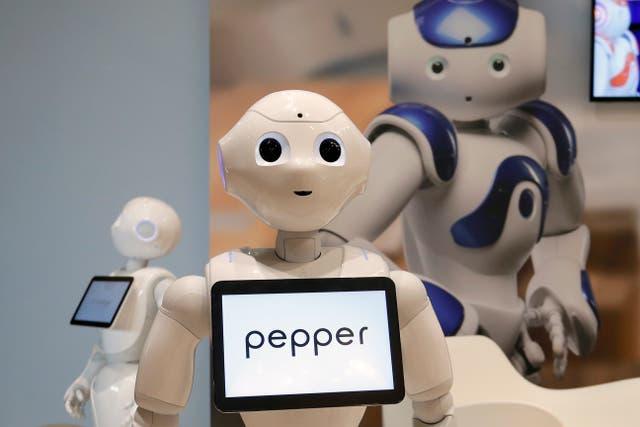 Japan SoftBank Robot