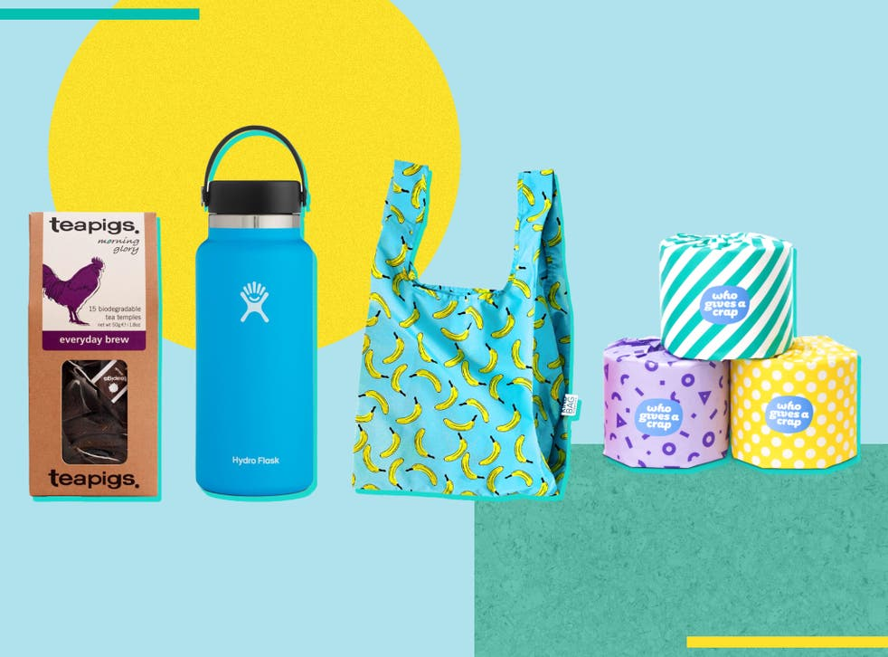 <p>From reusable coffee cups to the plastic free make-up products, these are the hero products you need </p>
