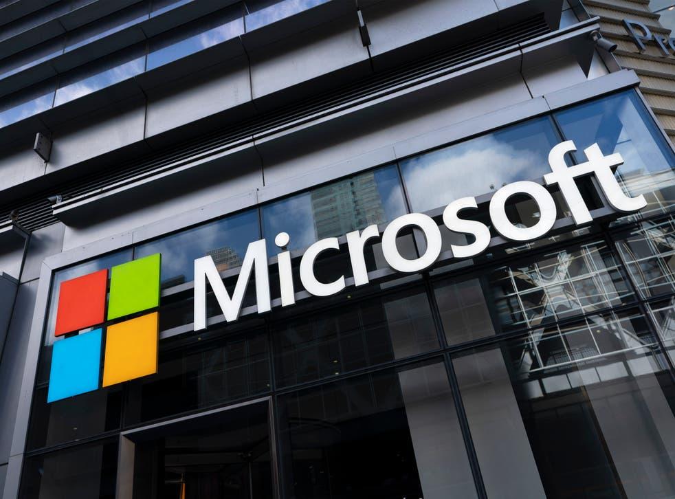 <p>Microsoft Secret Surveillance</p>