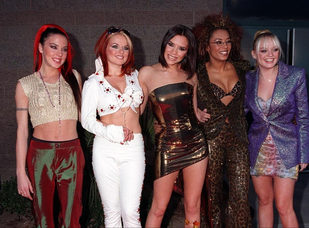 <p>'The Spice Girls were a breath of fresh air for so many of us'</p>