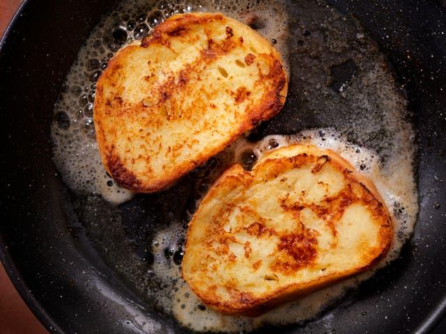 <p>Recipe for 'bread steak' sparks amusement</p>