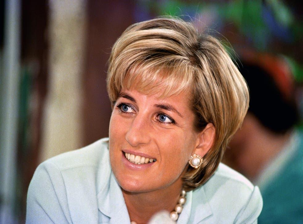 <p>Diana, Princess of Wales</p>