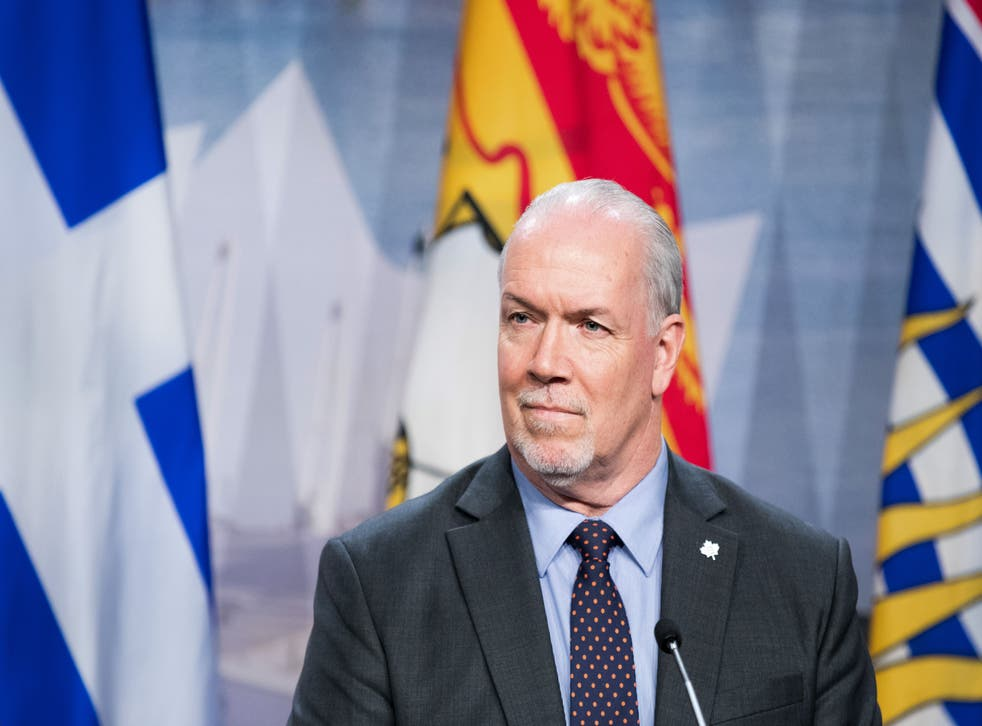 <p>British Columbia Premier John Horgan has faced scrutiny after saying fatalities are a part of life amid a deadly heatwave.</p>