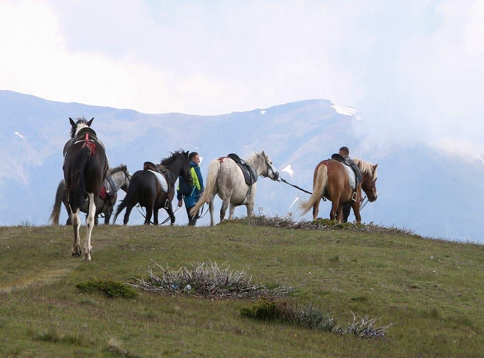 North Macedonia National Park