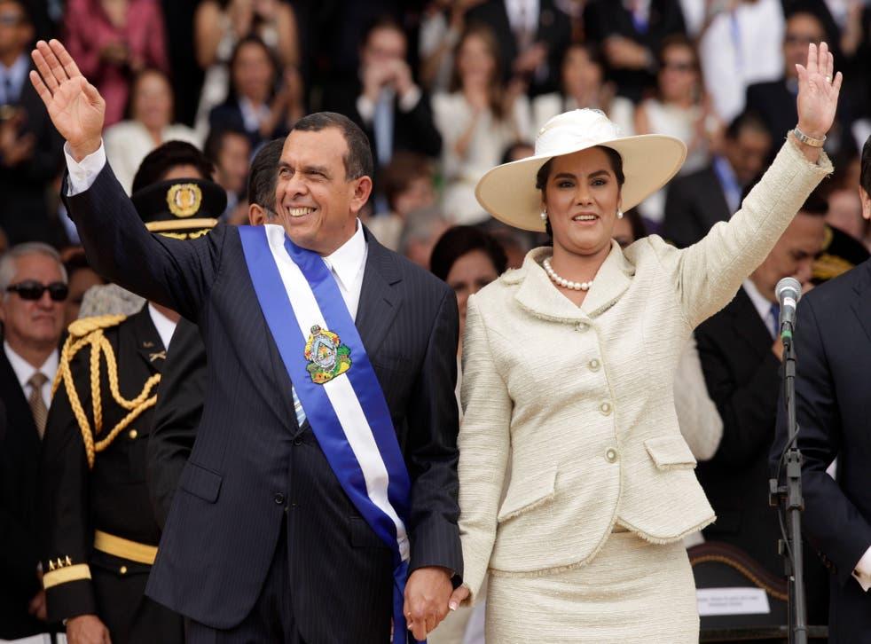 Honduras Central America Corruption