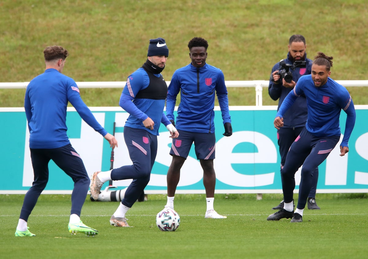 Euro 2020: I'd love him to be my brother – Luke Shaw hails 'so cool, so funny' Bukayo Saka | The Independent