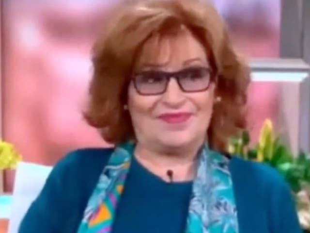<p>Joy Behar amuses viewers with reaction to Meghan McCain's departure from The View</p>
