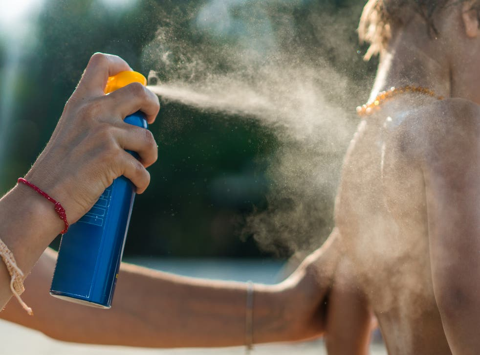 <p>How much sunscreen should you apply?</p>
