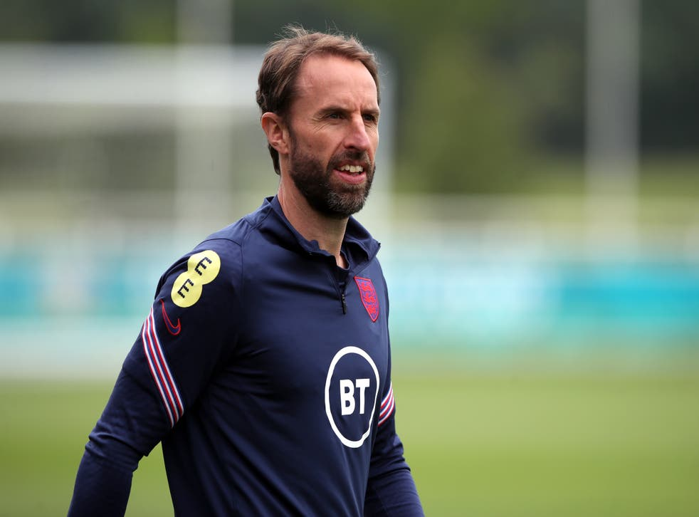 Gareth Southgate is focused only on Saturday's Euro 2020 quarter-final against Ukraine