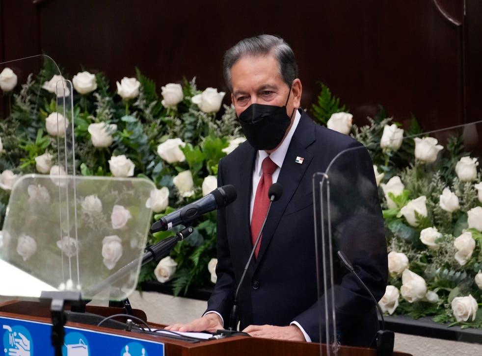 PANAMÁ-INFORME PRESIDENCIAL