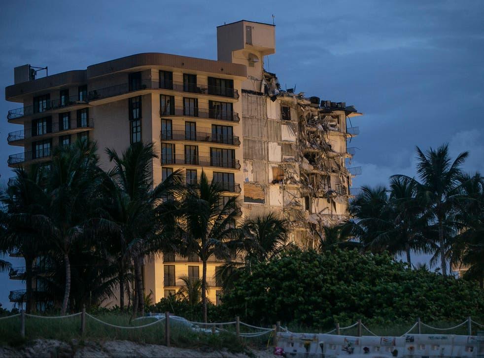 Building Collapse Survivors