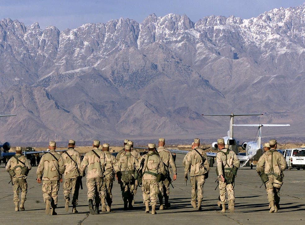 US and Nato forces leave Bagram base in historic handover after 20 years of  war in Afghanistan | The Independent