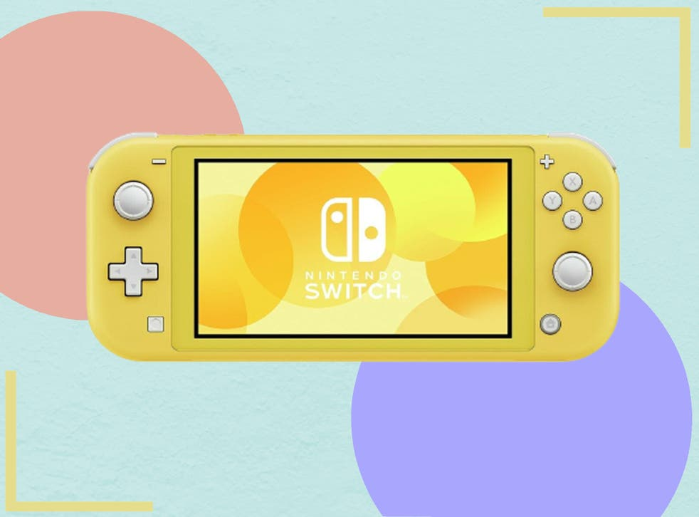 <p>The handheld-only console runs all your favourite Switch games   </p>
