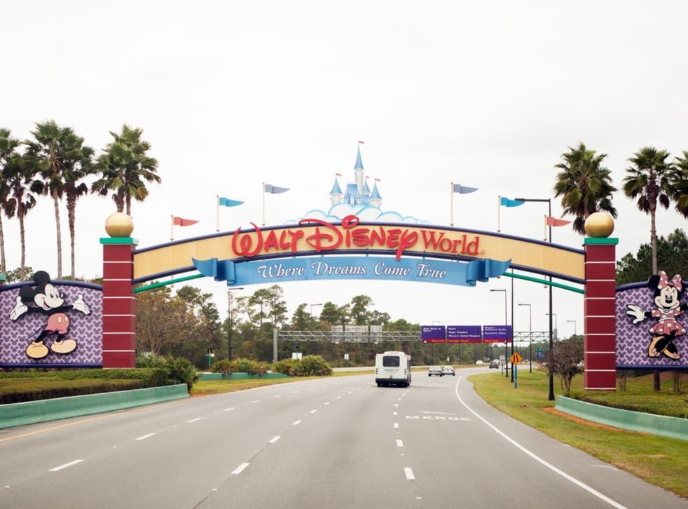 <p>Walt Disney World </p>