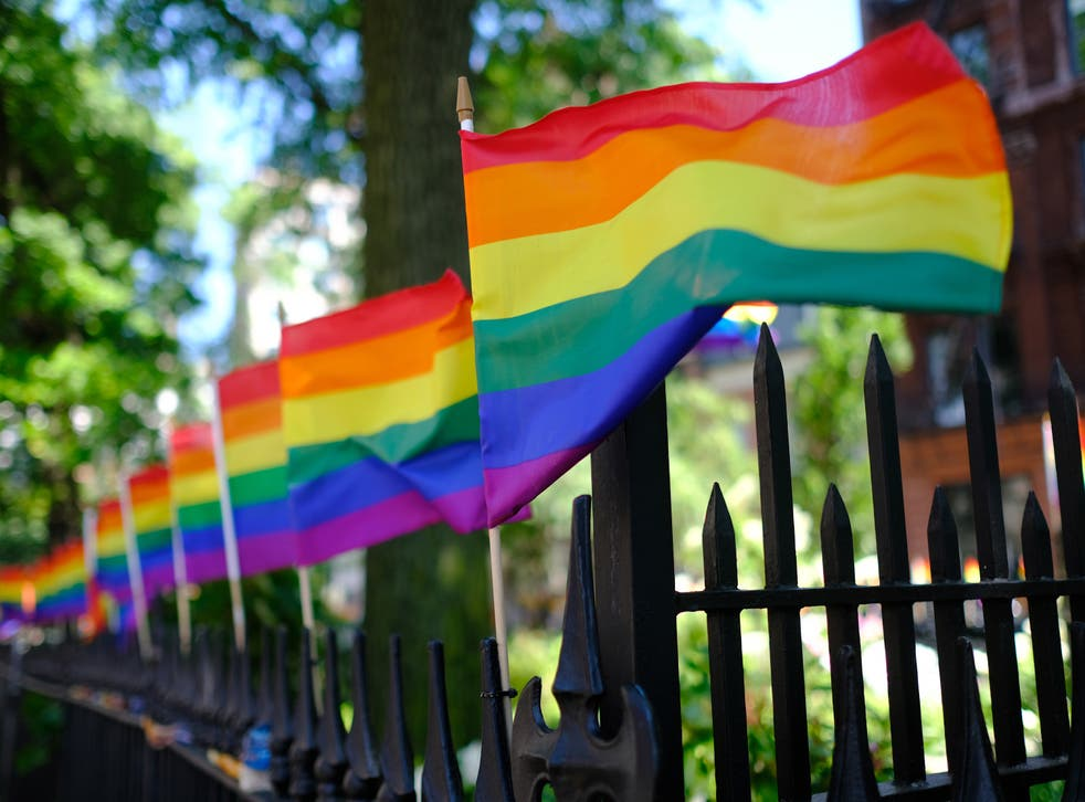 <p>Cherry Grove acted as a haven for the LGBT+ community in the 1950s</p>