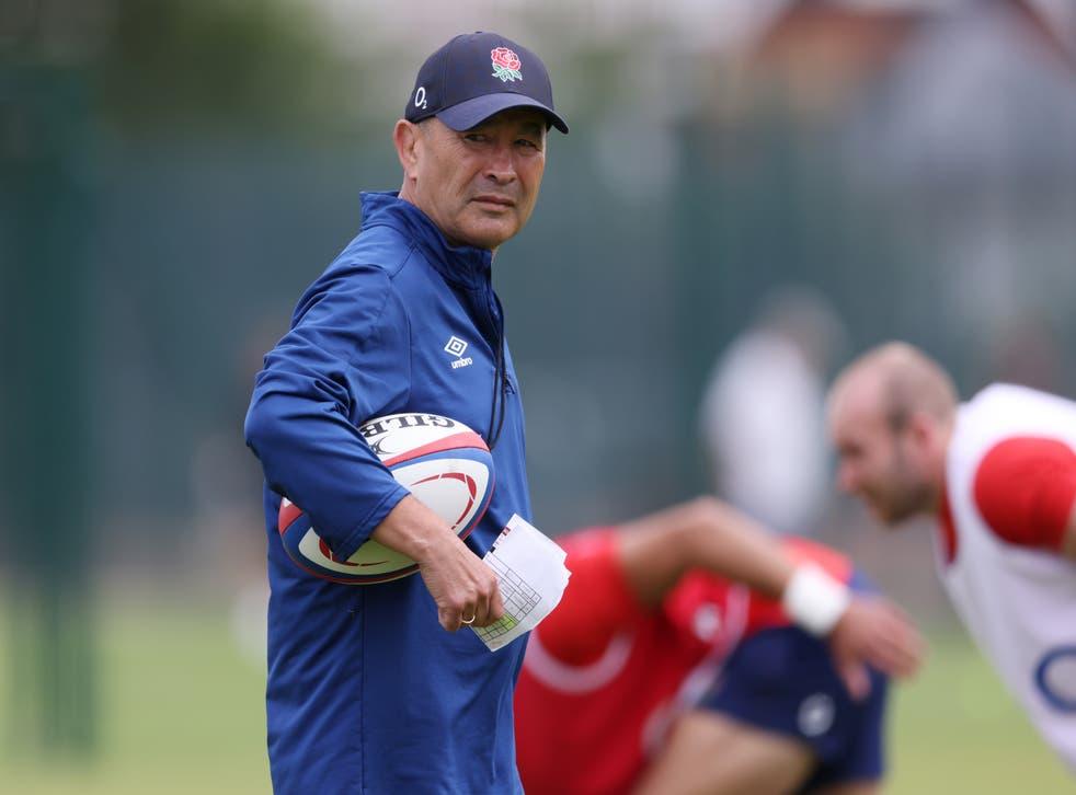 <p>Eddie Jones will lead England A against the USA</p>