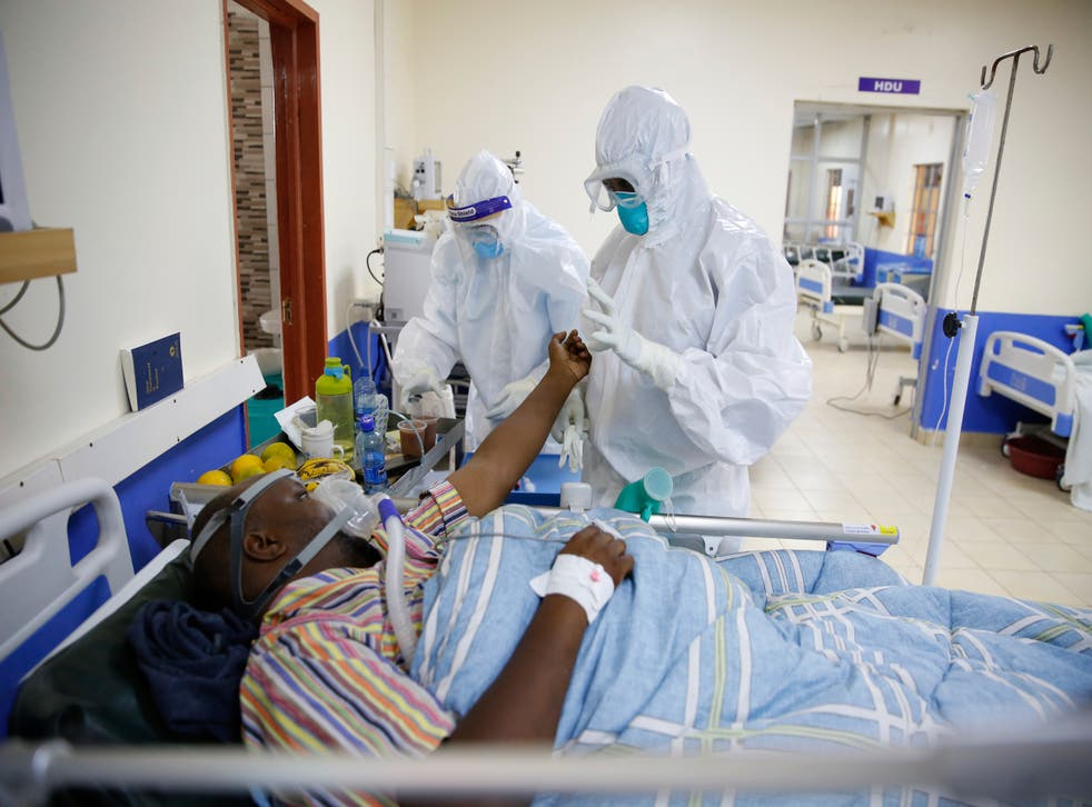 Virus Outbreak Africa