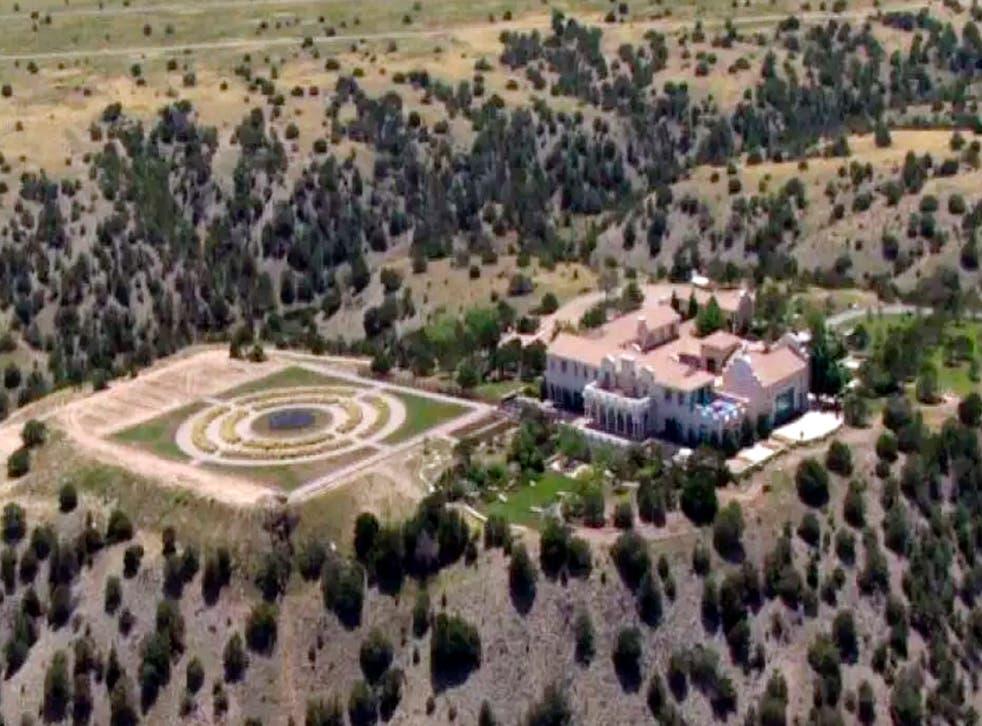 Epstein New Mexico Ranch