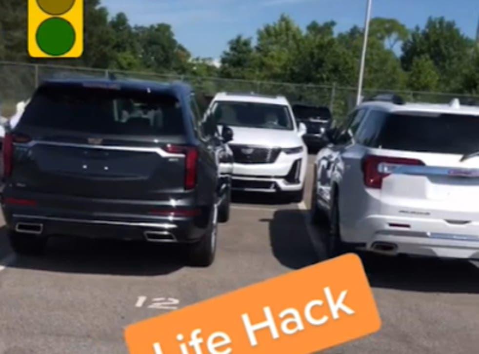 <p>User bigbruva_77 went viral with the short clip on TikTok</p>