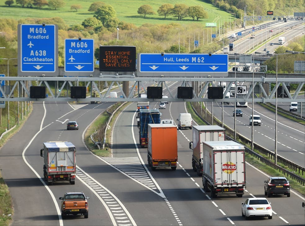 <p>Phillip Dodd was caught by the same set of speed cameras on a stretch of the M62</p>